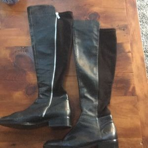 Michael Kors  Leather Boots size 7 1/2 M